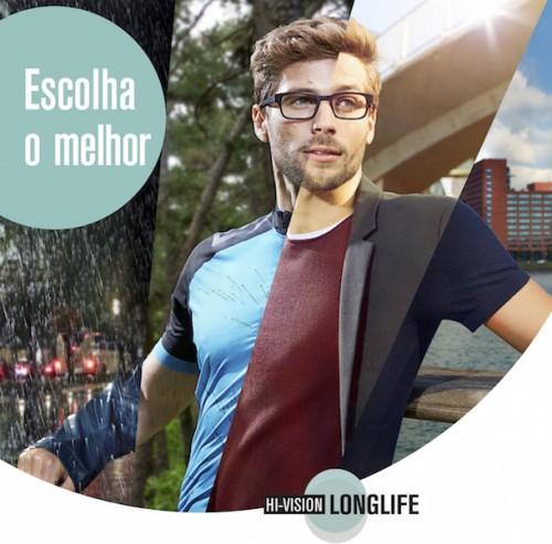 Imagem da notícia: Hi-Vision LongLife foi considerado o melhor tratamento