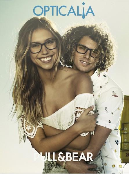 Imagem da notícia: Jay Alvarrez e Alexis Ren protagonizam anúncio da Opticalia