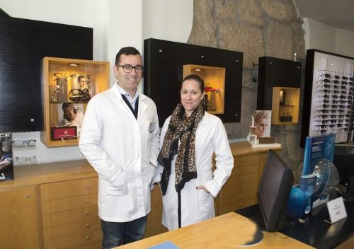 Imagem da notícia: Hugo e Raquel Cortez Marques em entrevista