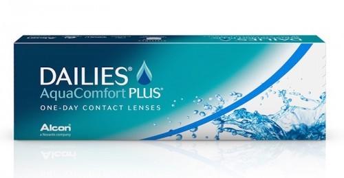 Imagem da notícia: DAILIES® AquaComfort Plus agora disponíveis de +8.00 a -15.00D