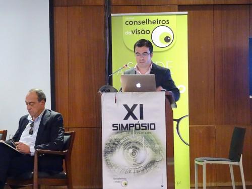 """Imagem da notícia: """"Desafios da Óptica do Séc. XXI"""""""