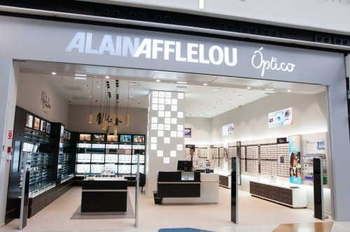 Imagem da notícia: Alain Afflelou abre a primeira loja ibérica sob o novo conceito Afflelou Sun