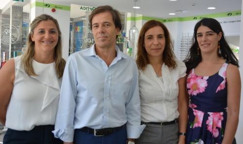 Imagem da notícia: LabMED Saúde inaugura primeira ótica