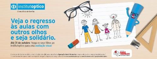 Imagem da notícia: ONV: Institutoptico apoia crianças hospitalizadas