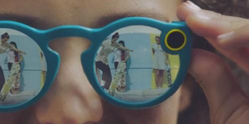 Imagem da notícia: Snapchat lança óculos com câmara