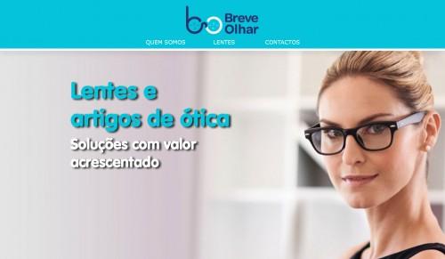 Imagem da notícia: Breve Olhar renova site