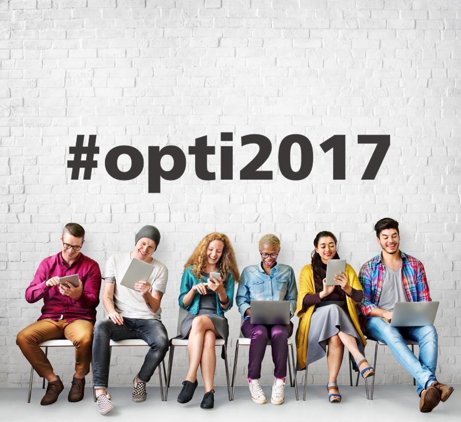 Imagem da notícia: Opti começa amanhã