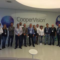 Imagem da notícia: CooperVision levou óticos a Budapeste