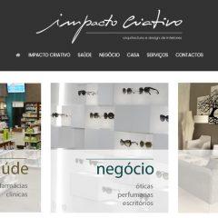 Imagem da notícia: Impacto Criativo refresca site