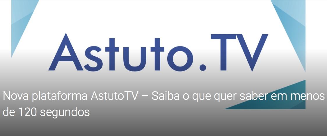 Imagem da notícia: Chegou a Astuto.TV