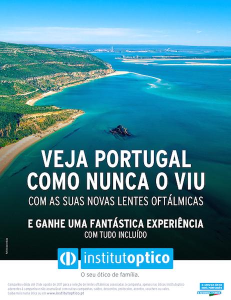 Imagem da notícia: Veja Portugal como nunca o viu