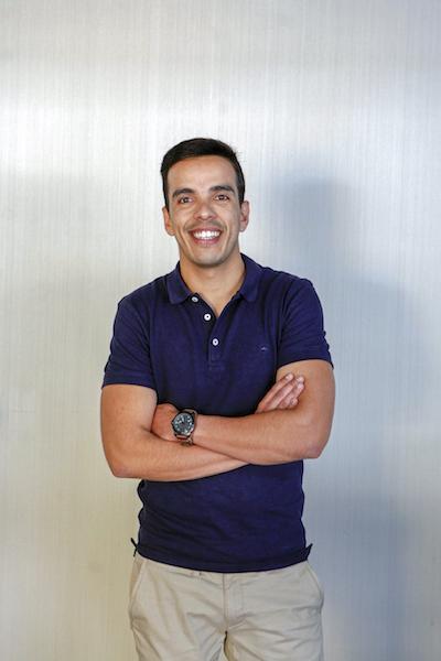 Imagem da notícia: Carlos Martins em entrevista