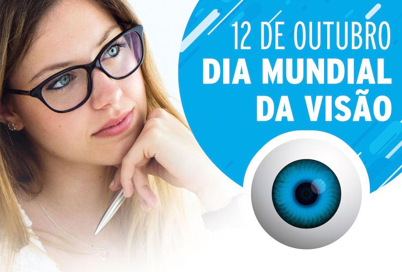 Imagem da notícia: Institutoptico  assinala Dia Mundial da Visão