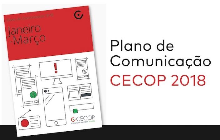 Imagem da notícia: CECOP brinda 2018 com novo plano de campanhas
