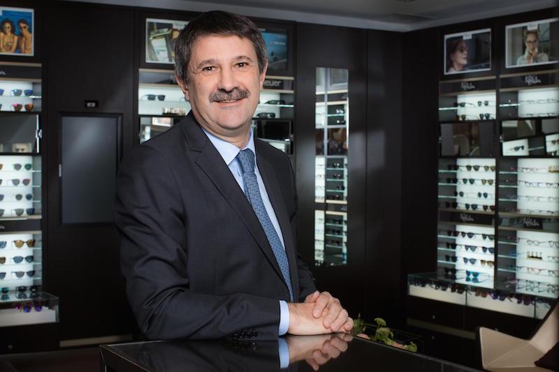 Imagem da notícia: Alain Afflelou tem novo CEO