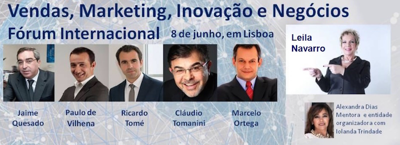 """Imagem da notícia: """"Negócios, Inovação, Marketing e Vendas"""""""