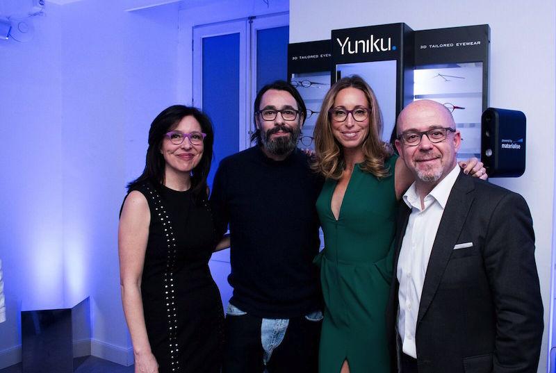 Imagem da notícia: Yuniku apresentado em Madrid