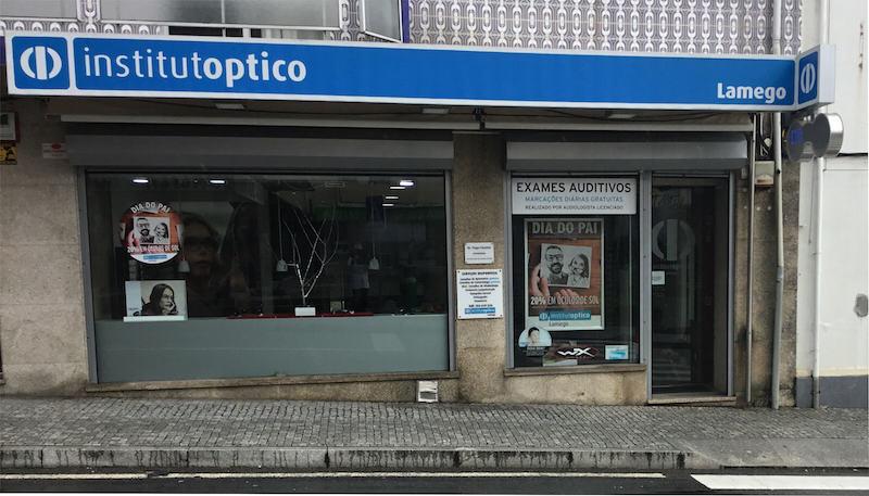 Imagem da notícia: Ótica Institutoptico distinguida com estatuto PME Excelência