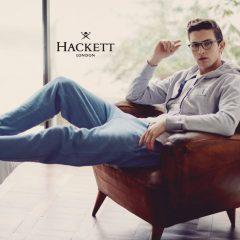 Imagem da notícia: Opticalia lança coleção da Hackett London