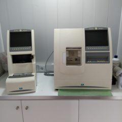 Imagem da notícia: Vendo duas máquinas de corte de lentes