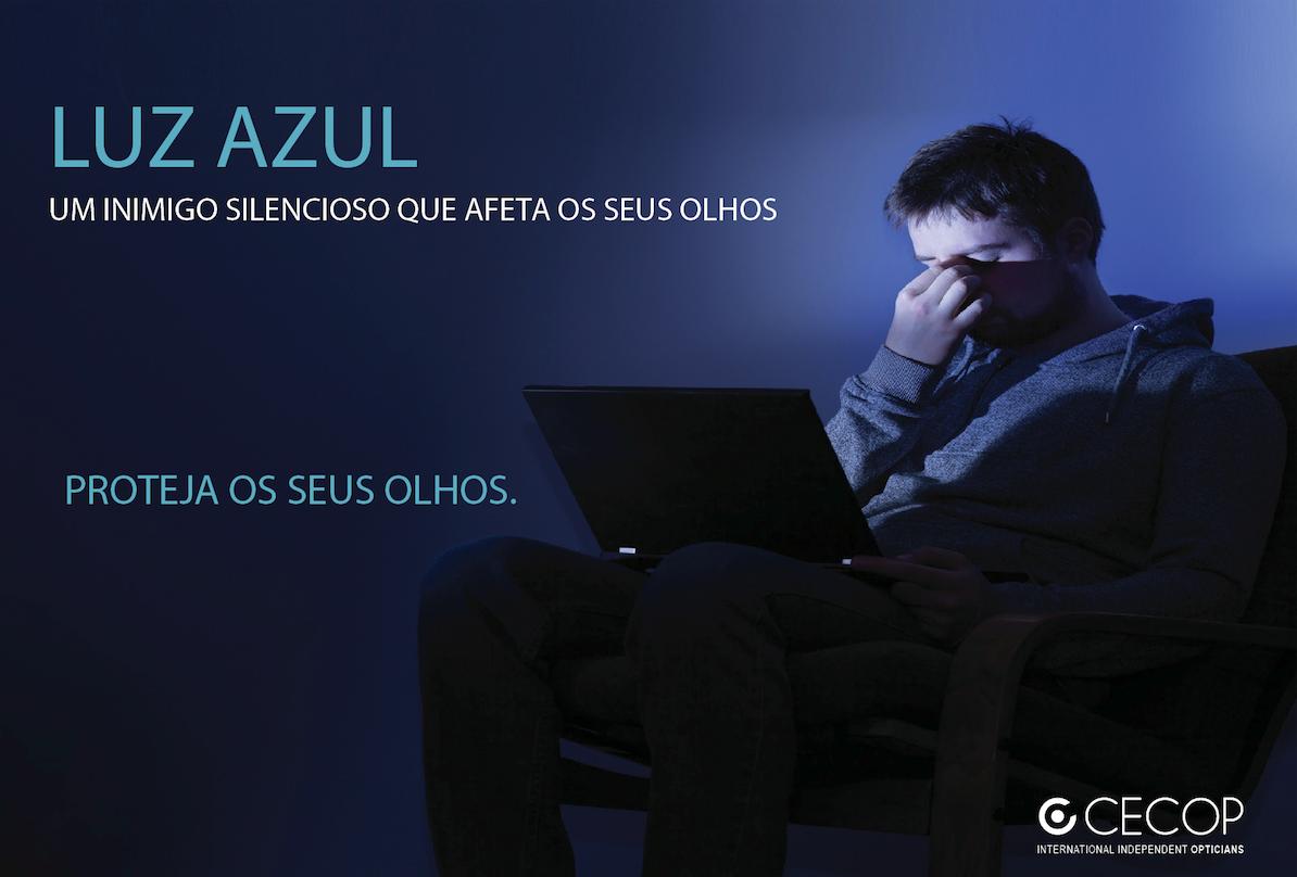Imagem da notícia: CECOP apresenta campanha de sensibilização para a luz azul