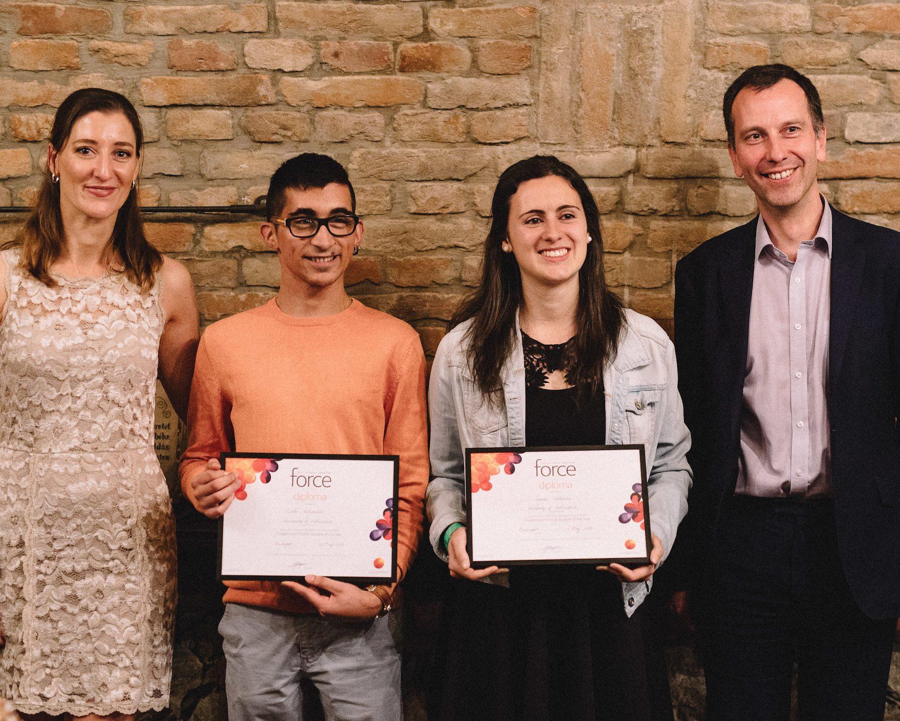 Imagem da notícia: Conheça os vencedores do Future Ocular Research Creativity Event
