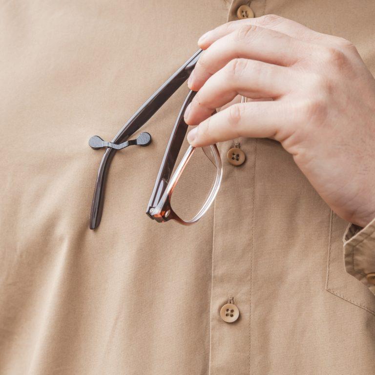 Imagem da notícia: Mantenha os óculos seguros com ReadeRest
