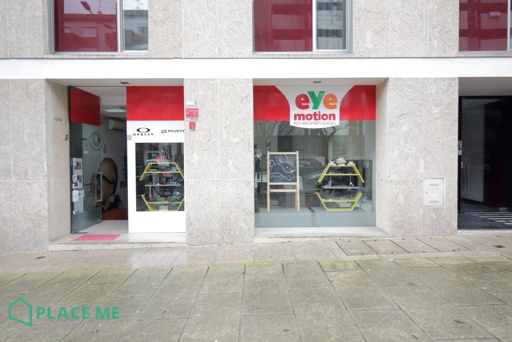 Imagem da notícia: Trespasse de ótica em Guimarães