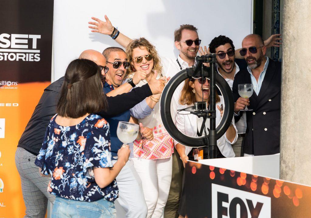 Imagem da notícia: Essilor Portugal marca presença no Fox Sunset Stories