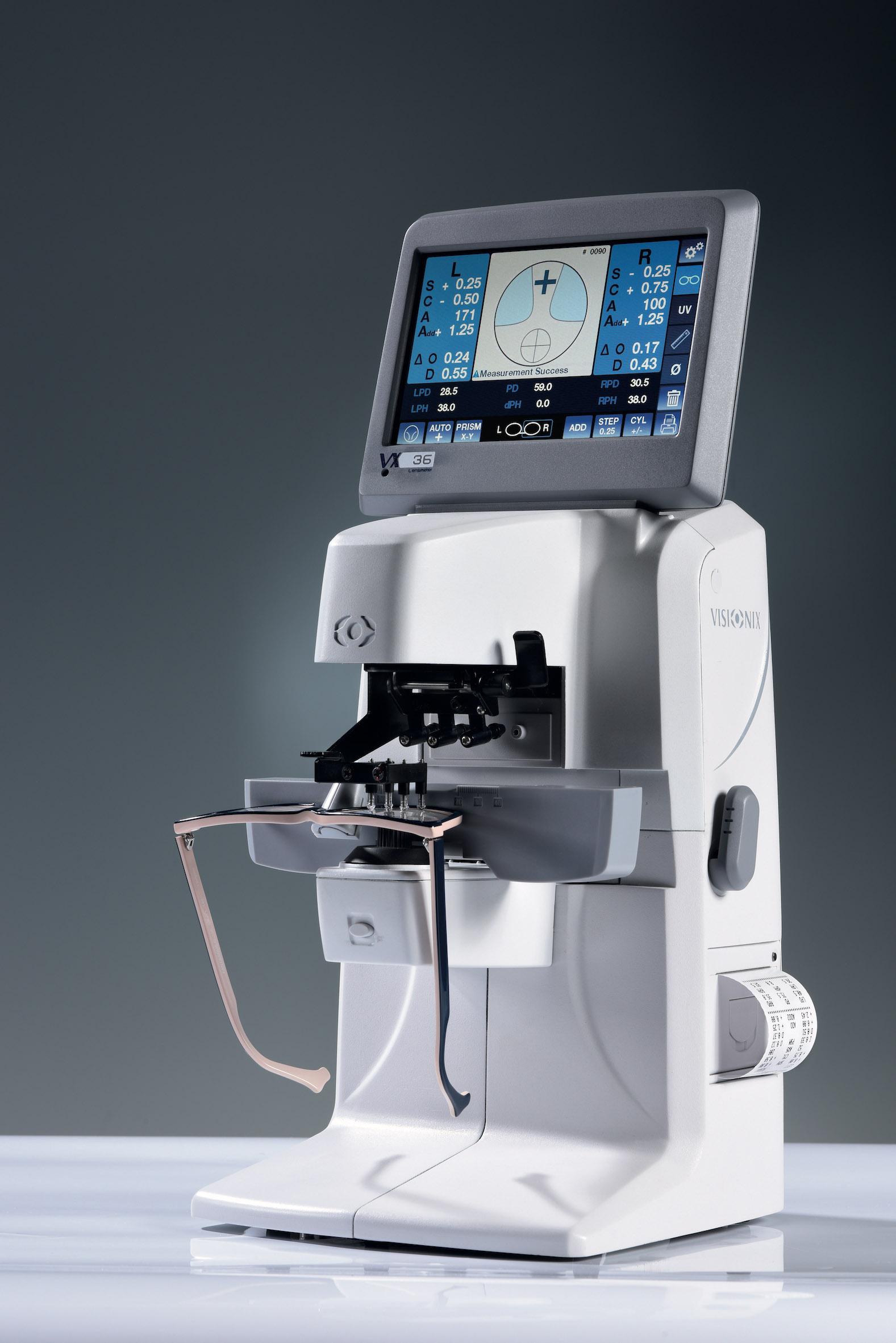 Imagem da notícia: Luneau Technology apresenta novo focómetro digital