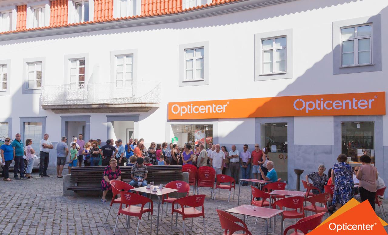 Imagem da notícia: Opticenter inaugura 36ª loja