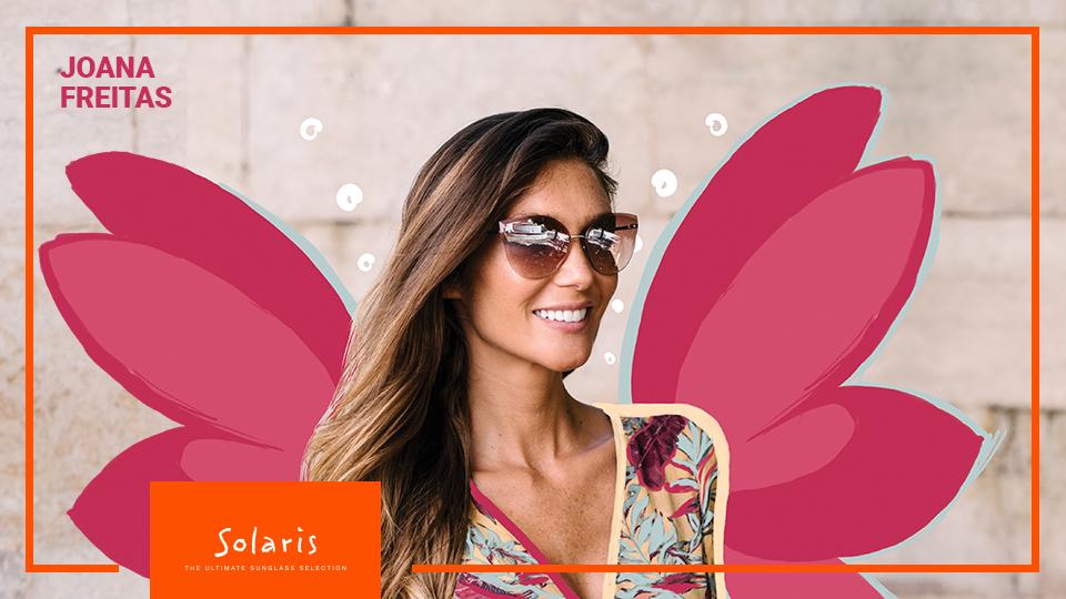 Imagem da notícia: Joana Freitas protagoniza campanha da Solaris