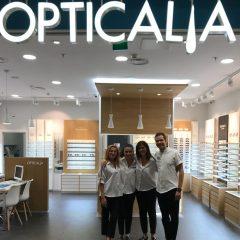 Imagem da notícia: Opticalia continua a expandir-se