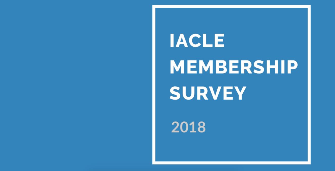 Imagem da notícia: Questionário da IACLE revela 92% de satisfação