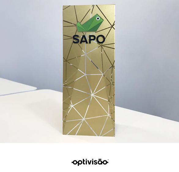 Imagem da notícia: Optivisão vence Prémios SAPO com Melhor Site e App