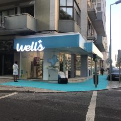 Imagem da notícia: Well's abre loja número 234 nas Avenidas Novas