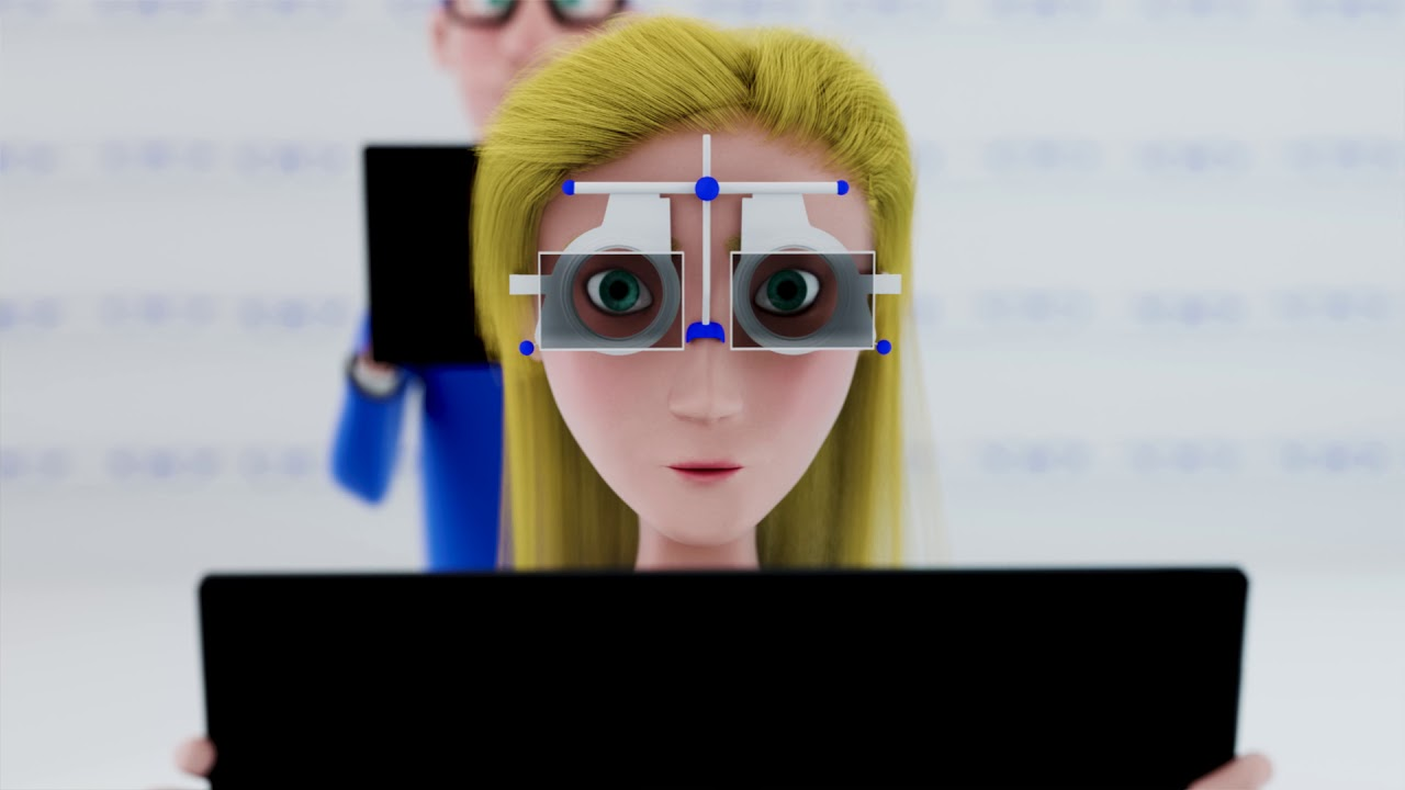 Imagem da notícia: Hoya apresenta Eyegenius em estilo de animação