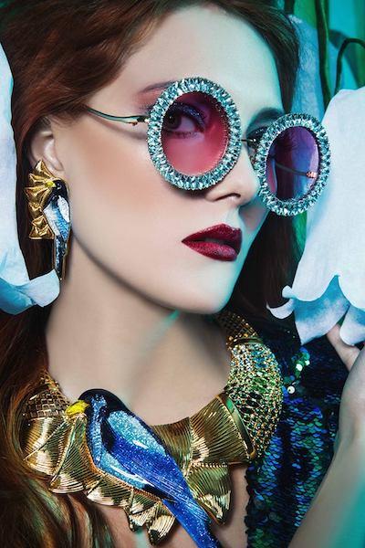 Imagem da notícia: Anna-Karin Karlsson Eyewear aposta na criação de joias
