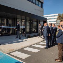 Imagem da notícia: CooperVision inaugura centro de distribuição em Madrid