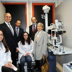 Imagem da notícia: UMinho inaugura novo laboratório de optometria