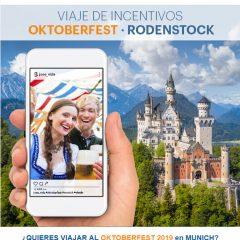 Imagem da notícia: Cione e Rodenstock organizam viagem ao Oktoberfest