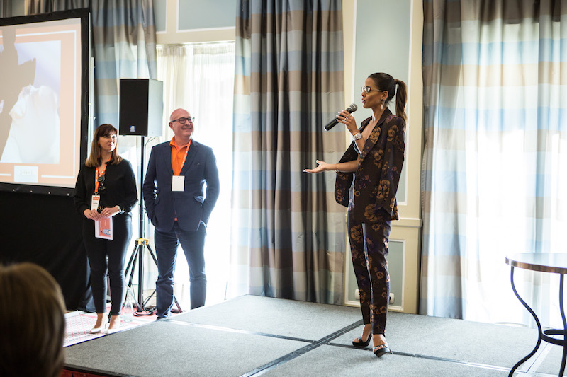 Imagem da notícia: Carolina Patrocínio é a nova embaixadora da Solaris