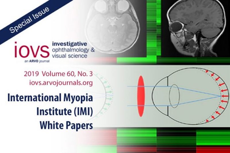 Imagem da notícia: CooperVision apoia os livros brancos da miopia