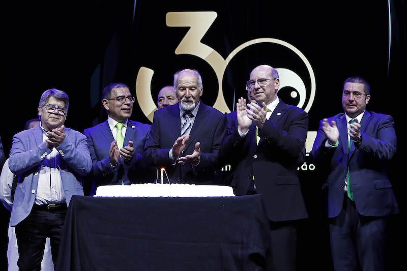 Imagem da notícia: 30 anos de Conselheiros da Visão