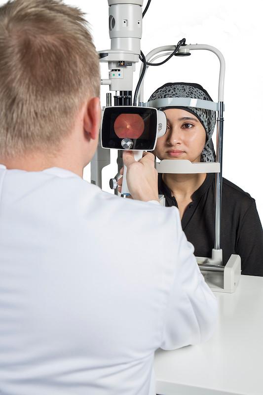 Imagem da notícia: i3O apresenta retinógrafo Optomed Aurora
