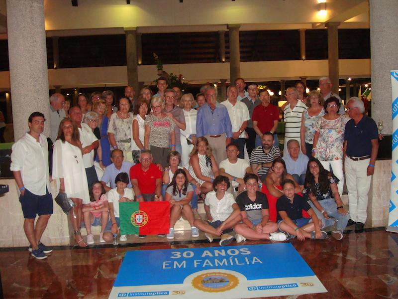 Imagem da notícia: Punta Cana recebeu III Encontro Institutoptico