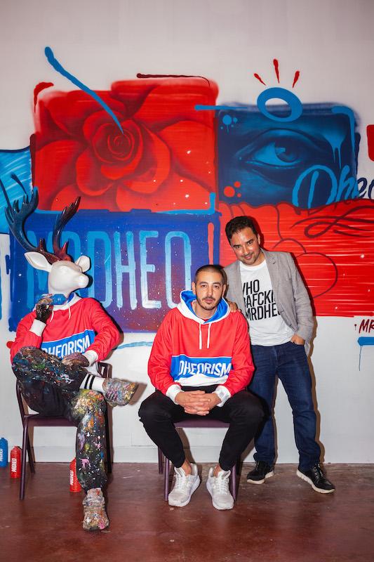 """Imagem da notícia: MrDheo Brand, """"do Porto para o Mundo"""""""
