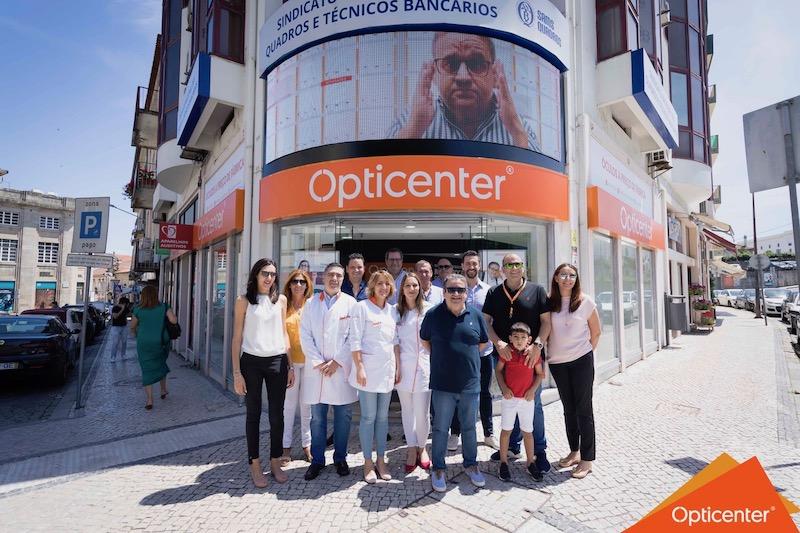 Imagem da notícia: Opticenter reabre em Viseu