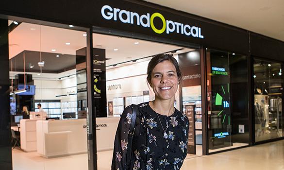 """Imagem da notícia: GrandOptical apresenta nova """"história de excelência"""""""
