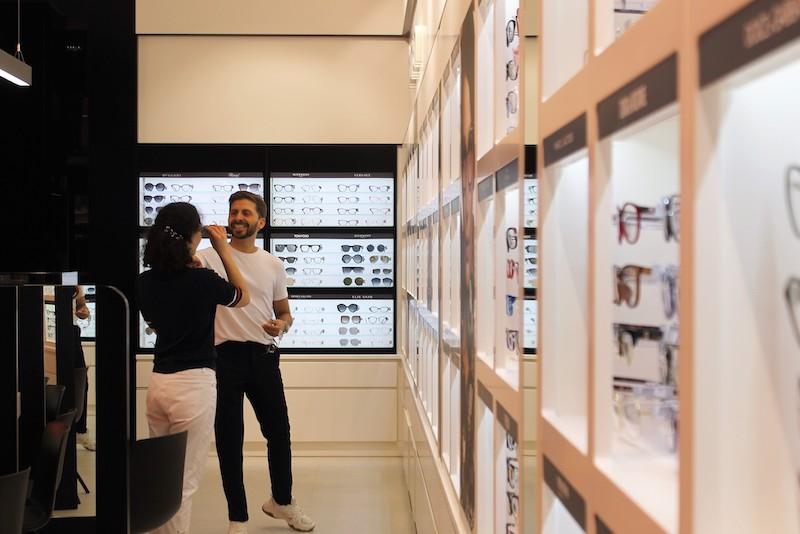 """Imagem da notícia: GrandOptical e Gonçalo Mello """"escolhem"""" os óculos ideais"""